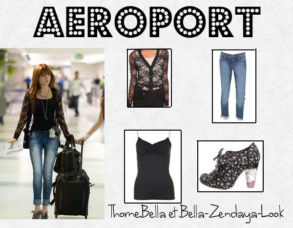 how to look like bella thorne