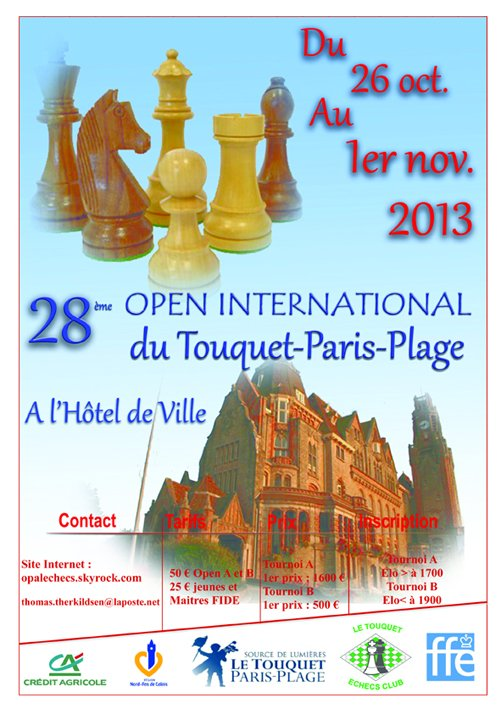 28 �me Open International du Touquet
