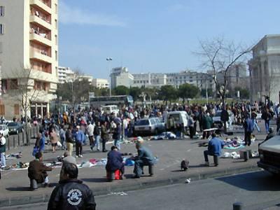 Marseille centre ville porte d 39 aix lu meilleur blog for Porte 4 marseille