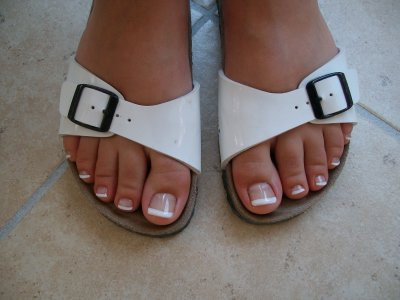 Pose sur pieds excepti 39 ongles - Ongle en gel pied ...