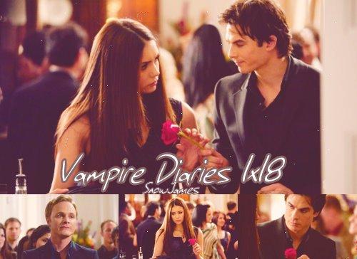 Vampire Diaries: Saison 1: �pisode 18