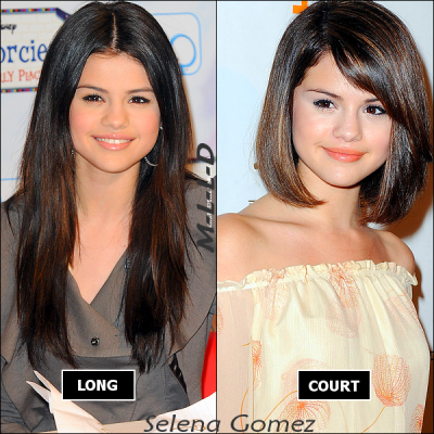 selena gomez cheveux court ou long glee. Black Bedroom Furniture Sets. Home Design Ideas
