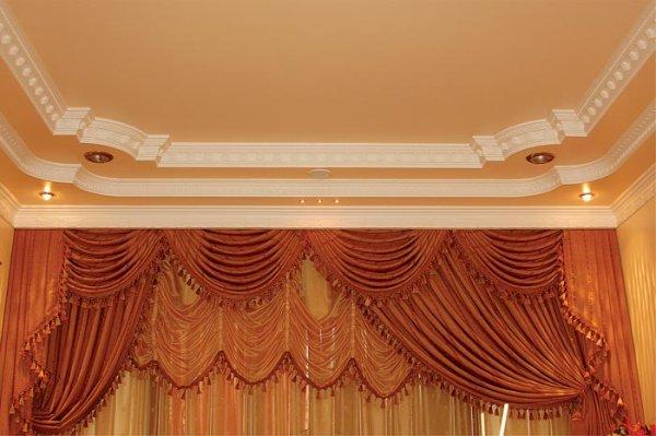 Faux plafond marocain mondial decor for Faux plafond platre marocain