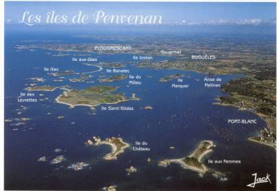 les iles de penvenan port blanc photos des environs de notre g 238 te 3 233 pis 224 port