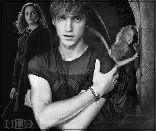 fanfiction hermione drago