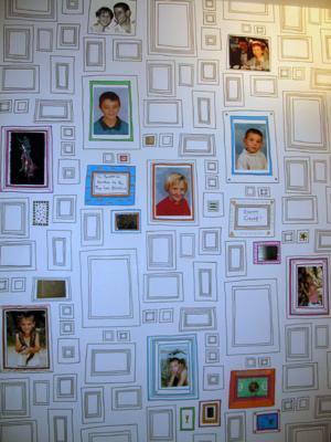 Blog de lapatcheusefolle page 9 passionn e de travaux for Tapisserie originale couloir