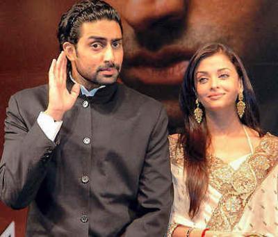 aishwarya rai et abhishek enfin the officiel