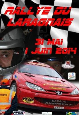 Rallye du Laragnais 2014