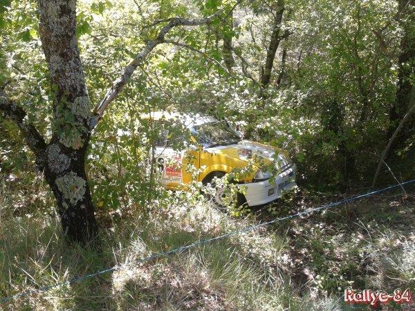 Rallye du Picodon 2014 - Les sorties ...