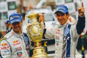 Champion du monde des rallyes Wrc 2014
