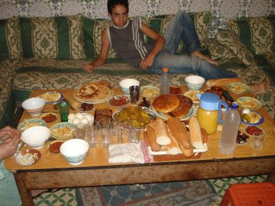 Table Marocaine Ramadan la Table de Ramadan