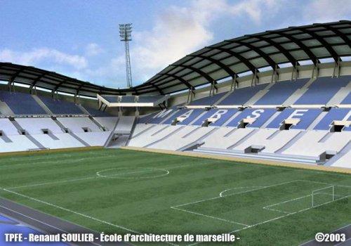 Le nouveau stade v lodrome blog de lo flo971 enzoo 94 for Porte 7 stade velodrome