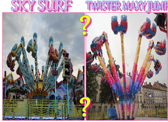 SKY SURF , un RETOUR ? ou une ABSENCE ?