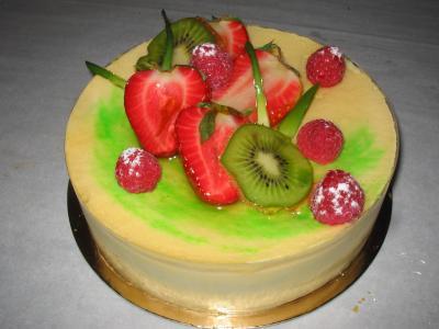 Mousse Aux Fruits de la Passion Mousse Fruits de la Passion
