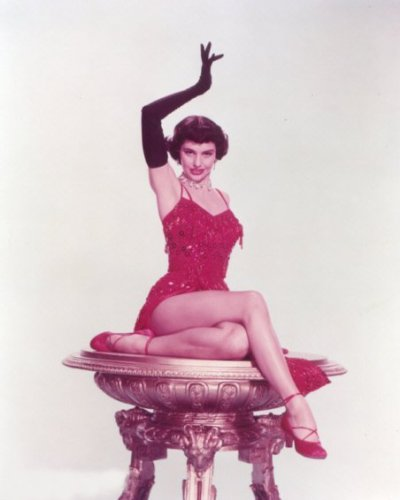 Cyd Charisse (1921-2008) parti 1