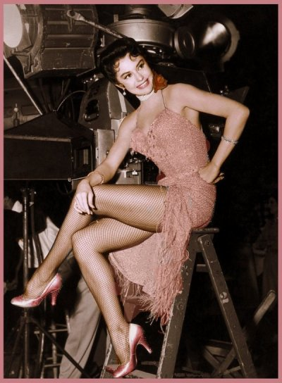 Cyd Charisse (1921-2008)-Gallery photo