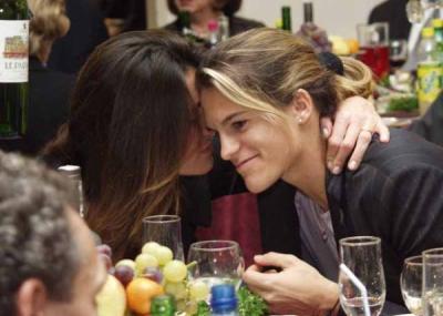 Marie de villepin lesbian scene from yves st laurent 2014 - 5 8