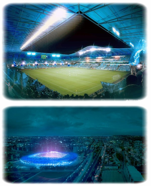 Le Havre: Stade Oc�ane