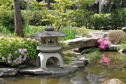 Les ishi doro blog de saki japan jmusic for Lanterne jardin japonais