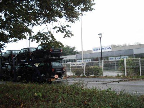 La LADA 4x4 est enfin de retour chez LADA France SAS, preuve � l'appui !!!