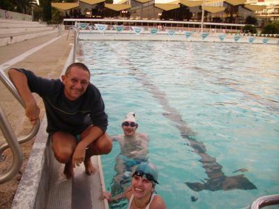 Entrainement natation piscine d 39 antibes les jeunes for Piscine antibes