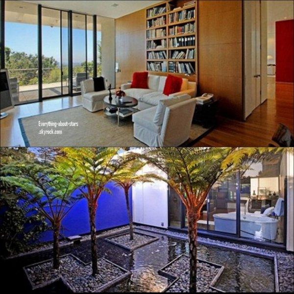 Découvre la nouvelle maison de Jennifer Aniston, un manoir à Bel Air ...