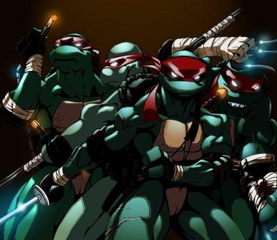 Les tortues ninja le roi arthur la r alit derri re le - Les nom des tortues ninja ...
