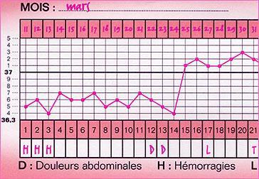 comment connaitre votre jour d 39 ovulation pour les jeunes ou futures mamans. Black Bedroom Furniture Sets. Home Design Ideas
