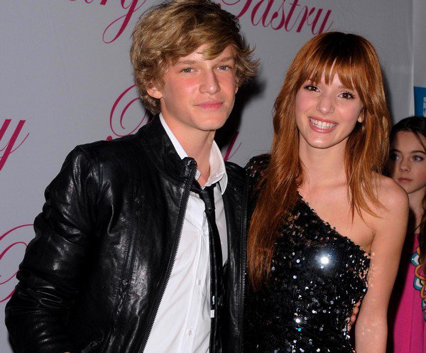 Bella Thorne couple