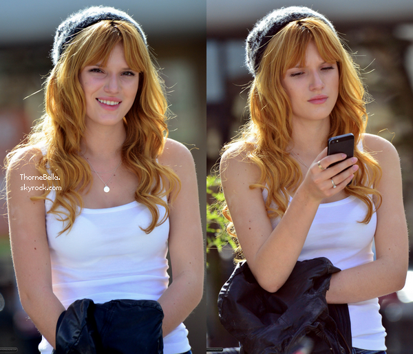 Bella � Studio City le 26 novembre 2013.