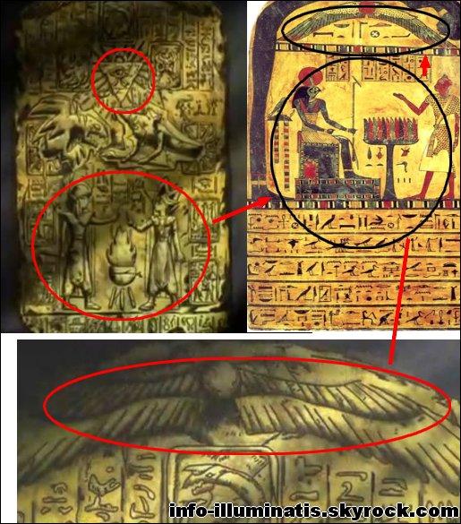 Lucifer Yugioh: Yu-Gi-Oh : Occult Symbolism !