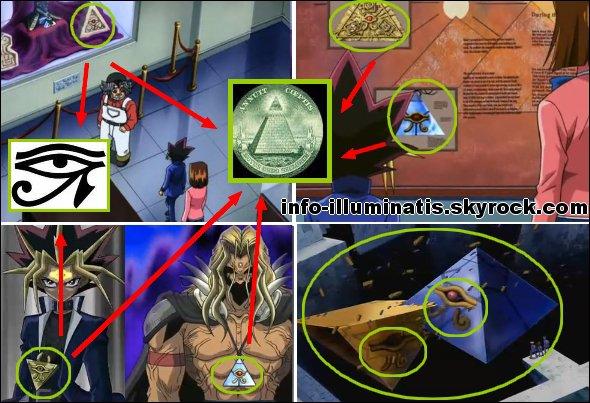 Illuminatis dans les mangas ? 2837628628_1