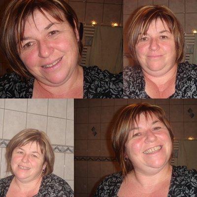 Coupe de cheveux bienvenue sur mon blog for Coupe de cheveux femme avec double menton