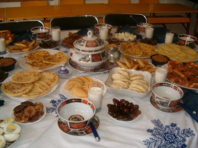 Table Marocaine Ramadan la Table le Mois du Ramadan au