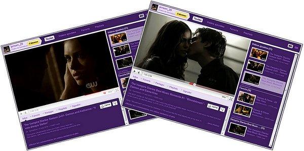 _ les musiques et plus belles sc�nes de Vampire Diaries !  _