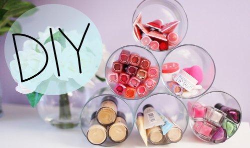 DIY : Organizer/Rangements d'accessoires
