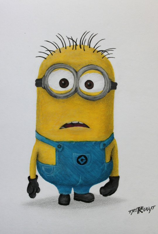 Blog de thergraff mate moi sa - Mechant minion ...