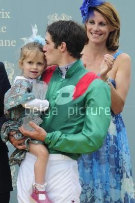 Charlie thalmann soumillon les c l brit s enceintes et - Sophie thalmann charlie soumillon ...