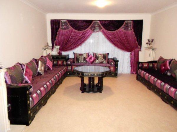 Bien venu a mon blog islam for Style de deco salon