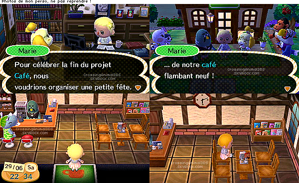 Comment Avoir Le Cafe De Robusto Animal Crossing New Leaf