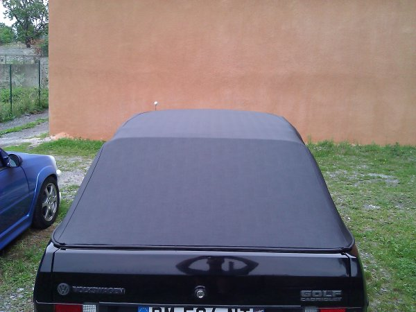 changement capote golf 1 cabriolet 205 ct cabriolet tuning