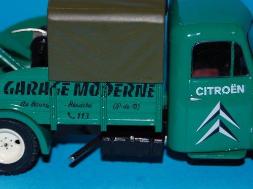 Nouvelle acquisition citro n u23 d panneuse garage for Garage citroen melun 77