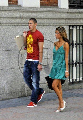 Chlo De Launay : qui est la femme de Karim Benzema? - Linternaute