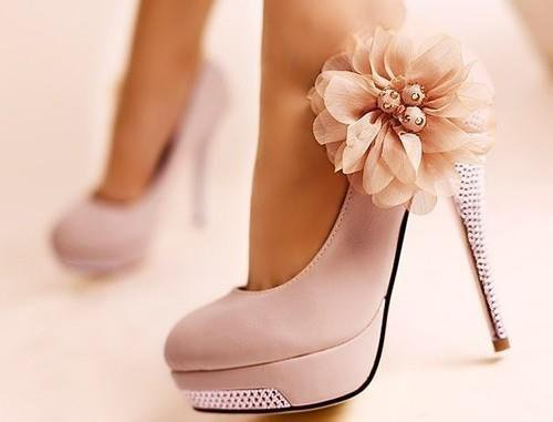 Chaussures à talons.