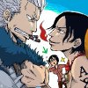 S�rie: Ace x Smoker (One piece)
