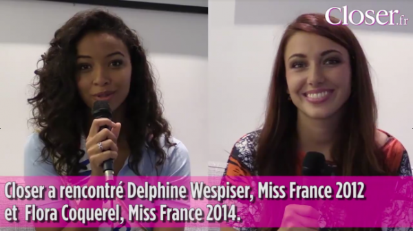 Miss France - Interview Closer