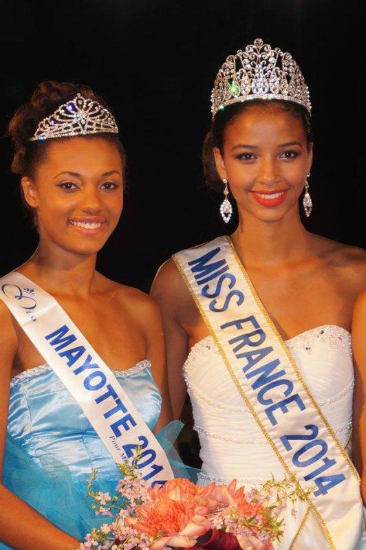 Flora Coquerel - Miss Mayotte