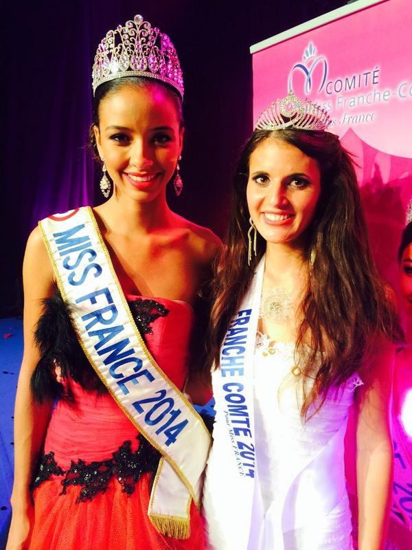 Anne-Mathilde Cali - Miss Franche-Comt�