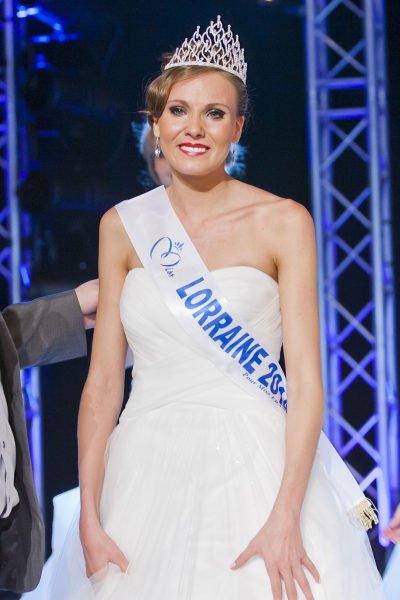 Charl�ne Lallemand - Miss Lorraine