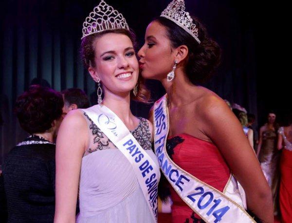 Aurore P�ron - Miss Pays de Savoie